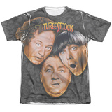 The Three Stooges - Stooges All Over Sublimated