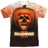Halloween II - Pumpkin Skull Sublimated