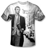 James Dean - Street Walk Shirts