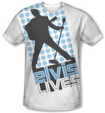 Elvis Presley - Livin Large T-Shirt
