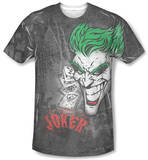 Batman - Joker Sprays The City Shirts