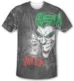 Batman - Joker Sprays The City Shirts