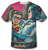 Batman Classic TV - Bat Signal Sublimated
