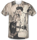 Elvis Presley - Guitarman Shirts