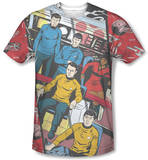 Star Trek - Long Panel T-Shirt