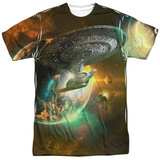 Star Trek - Battle Ships T-shirts