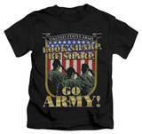 Juvenile: Army - Go Army Shirts