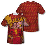 Shazam - Shazam Bolts Shirt