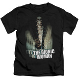 Youth: Bionic Woman - Motion Blur T-shirts