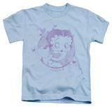 Juvenile: Betty Boop - Perfect Kiss Shirt