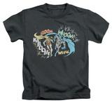 Juvenile: Batman - Action Duo T-shirts