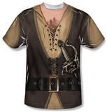 The Princess Bride - Montoya Costume T-shirts