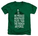 Youth: 30 Rock - Failed Pilots T-shirts