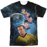 Star Trek - Among The Stars T-shirts