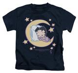 Youth: Betty Boop - Sleepy Time T-Shirt