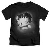 Juvenile: Betty Boop - Vintage Star Shirts