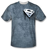 Superman - Drip And Repeat Sublimated