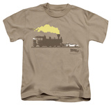 Juvenile: Back To The Future III - Pushing The Delorean T-shirts