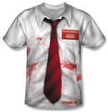 Shawn Of The Dead - Bloody Shirt Vêtement