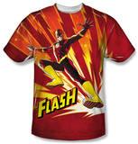 The Flash - Lightning Fast T-shirts