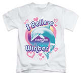 Youth: Dolphin Tale - I Believe T-shirts
