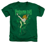 Juvenile: Batman - Poison Ivy Shirts