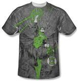 Green Lantern - Vanquish Evil Shirts