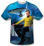 Star Trek - Kirk's Ship T-shirts