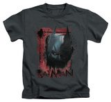 Juvenile: Dark Knight Rises - Fear Me T-shirts