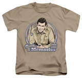 Juvenile: Andy Griffith - Thanks For The Memories T-shirts