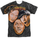 The Three Stooges - Stooges All Over T-shirts