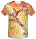 The Flash - Fast As Lightning T-Shirt