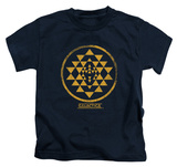 Youth: Battlestar Galactica - Gold Squadron Patch Shirts