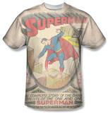 Superman - Superman No.1 Distressed T-shirts