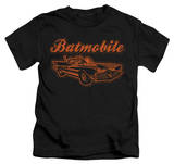 Juvenile: Batman - Batmobile T-shirts