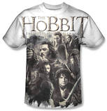 The Hobbit: The Desolation of Smaug - Hhollen Amarth T-Shirt