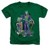 Juvenile: Batman - Wild Cards T-Shirt