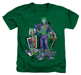 Youth: Batman - Wild Cards T-Shirt