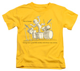 Youth: Curious George - This Is George T-shirts