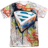 Superman - Urban Shields T-shirts