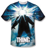 The Thing - Poster T-Shirt
