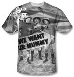 The Three Stooges - Tunis 1500 T-shirts