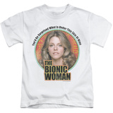 Youth: Bionic Woman - Under My Skin Shirt