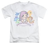 Juvenile: Betty Boop - Peek A Boo T-shirts