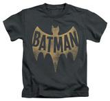 Juvenile: Batman Classic TV - Vintage Logo Shirts