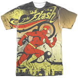 The Flash - Just Passing Through T-shirts