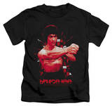 Juvenile: Bruce Lee - The Shattering Fist T-shirts