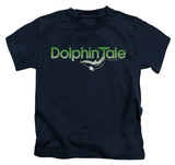 Youth: Dolphin Tale - Fade Out T-Shirt