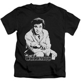 Youth: Columbo - Title T-shirts