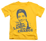 Youth: Charles In Charge - Large & In Charge Shirts